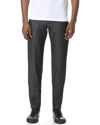 Naked & Famous - Easy Guy - 11oz Stretch Selvedge Jeans - Lyst