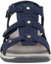 Easy Spirit - Sailors Flat Sandals - Lyst