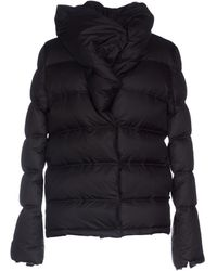 Givenchy Black Down Jacket - Lyst