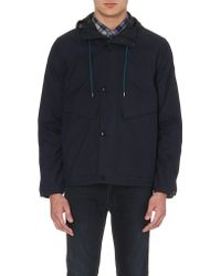 Paul Smith Zip-Up Shell Jacket - For Men - Lyst