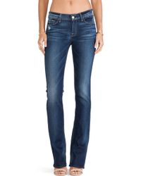 7 For All Mankind The Skinny Bootcut - Lyst