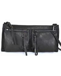 Sanctuary - Leather Crossbody Bag - Lyst