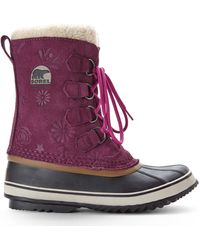 Sorel Berry Pac Grapic 13 Snow Boots - Lyst