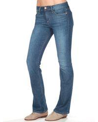 Joe's Jeans Petite Provocateur In Betty Blue blue - Lyst