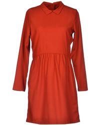 Sessun Short Dress - Lyst