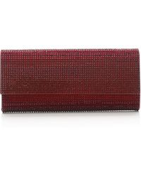 Judith Leiber Couture Ritz Fizz Crystal Clutch Bag - Lyst