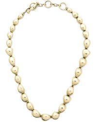 Vaubel - Small Pebble Necklace - Lyst
