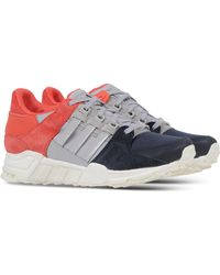 Adidas Originals Low-Tops & Trainers red - Lyst