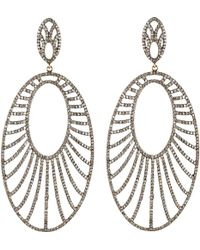 Carole Shashona - Celestial Goddess Earrings - Lyst