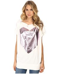 Vivienne Westwood Anglomania Card Top - Lyst