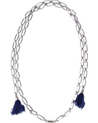 Isabel Marant Necklace - Lyst