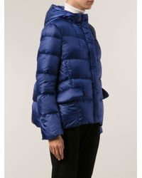 Jil Sander Quilted Padded Jacket - Lyst