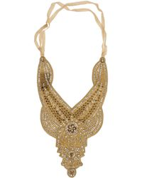 Dondup Necklace - Lyst