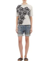 Betina - Floral Embroidered Sweatshirt - Lyst