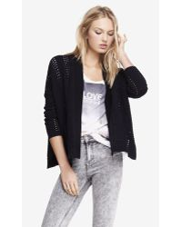 Express Open Stitch Cover-up - Lyst