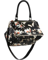 Givenchy Pandora Floral Medium Shoulder Bag - Lyst