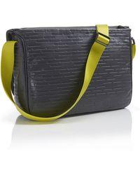 BOSS Green - 'pavit'   Messenger Bag - Lyst