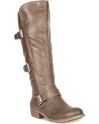 American Rag Jeffrey Tall Wide Calf Riding Boots - Lyst