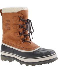 J.Crew Men'S Sorel® Caribou® Boots - Lyst