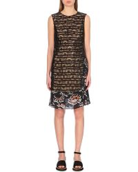 Dries Van Noten Domaniem Embellished Dress - For Women - Lyst