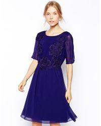 Coast Blue Kampia Dress - Lyst