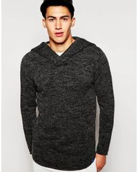 2 X H Brothers - 2xh Brothers Knitted Hoodie - Lyst