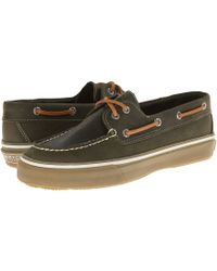 Sperry Top-sider Bahama 2eye Leather - Lyst