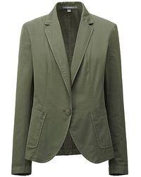 Uniqlo Women Light Cotton Jacket - Lyst