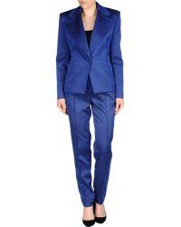 Balenciaga - Women's Suit - Lyst