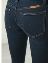 Ralph Lauren Blue Label - Skinny Jeans - Lyst