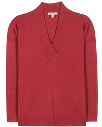 Burberry Brit - Cashmere Sweater - Lyst