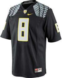 Nike Mens Oregon Ducks Replica Football Jersey - Lyst