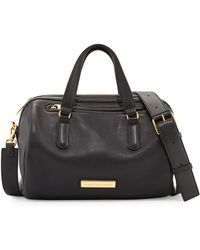 Marc By Marc Jacobs Luna Leather Satchel Bag - Lyst