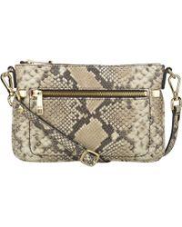 Nine West Hudson Leather Crossbody Bag - Lyst