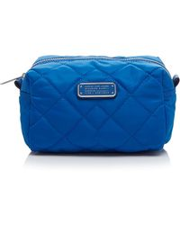 Marc By Marc Jacobs - Cosmetic Case - Crosby Quilt Nylon Large - Lyst