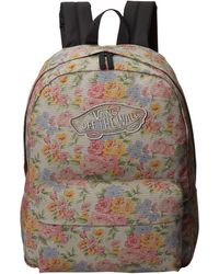 Vans Multicolor Realm Backpack - Lyst