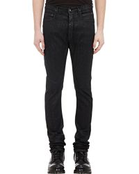 DRKSHDW by Rick Owens Waxed Torrence Jeans - Lyst