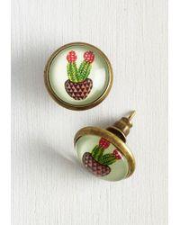 Beijo Brasil - Cacti Dare Say Earrings - Lyst