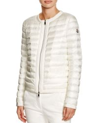 moncler pleated down ayrolle jacket