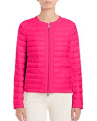 Moncler | Alose Short Jacket | Lyst