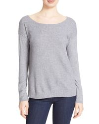 Soft Joie | 'jelisa' Ribbed Pullover | Lyst