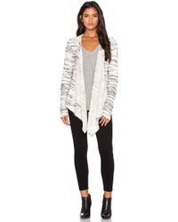 Bella Luxx - Fly Away Hooded Cotton-Blend Jacket - Lyst