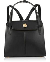Christopher Kane Embellished Leather Backpack - Lyst