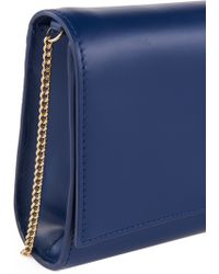 BOSS - Bespoke Clutch Bag In Smooth Leather - Lyst