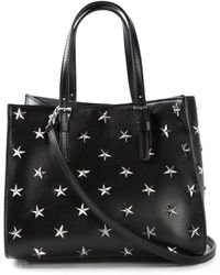 RED Valentino Star Stud Cross Body Bag - Lyst