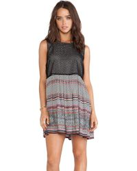 Mink Pink World On A String Dress - Lyst