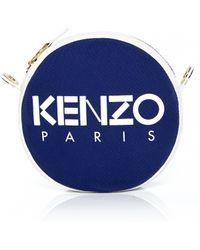 Kenzo Kanvas Crossbody - Lyst