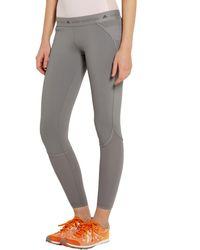 Adidas By Stella Mccartney Run Climaliteâ Stretch-jersey Leggings - Lyst