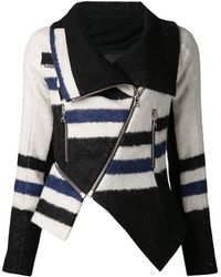 Yigal Azrouel Asymmetrical Jacket - Lyst
