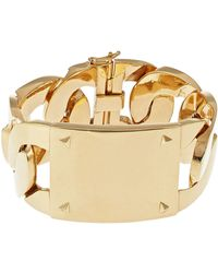 House Of Harlow Oversized Chain Link Bracelet - Lyst